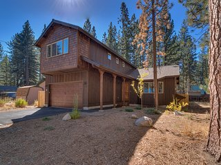 Brand new house in the heart of beautiful Tahoe!