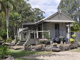 Harmony Hill - 1912 First Class Railway Carriage, Eumundi