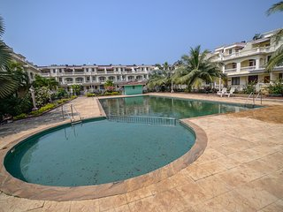 TripThrill Micon Coastal Paradise 1 Bedroom Apartment, Benaulim