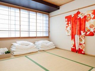 Tatami House Nipponbashi NTM16, Osaka