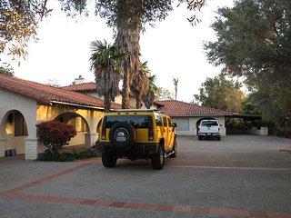 Luxury private Heartland Villa, Fallbrook