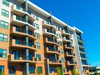Brand New! Private One Bedroom Condo w/ Balcony + Full Amenities-Book Now