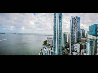 Luxury Living in this 29th Floor, Alluring, Oceanview Brickell Condo - Near