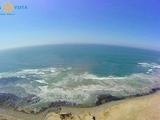 Bellavista is a Relaxing ~ Oceanview ~ Suite ≈ in Real del Mar 5min to Rosarito