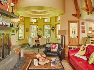 The Most Unique Home in Big Sky!