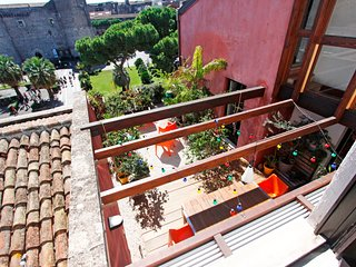 URG/HLUK Gorgeous penthouse in the heart of city, Catania