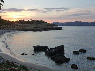 Luminoso apartamento a 150m de la playa de Alcudia, Port d'Alcúdia