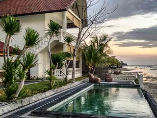 Double Bed Room with Sea Views and pool, Nusa Lembongan