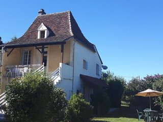 Charming Périgourdine-style detached cottage, Saint-Rabier