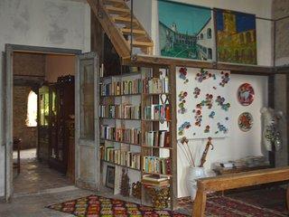Bach Room - Badia San Sebastiano