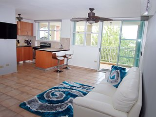 #4 Beachfront Penthouse: 3BR, 2BA - Montones Beach