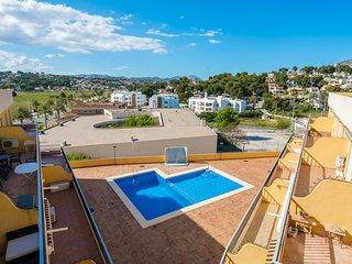 Apartamento Tosca Mar Moraira