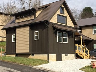 Bryson City Tiny Home Near Great Smoky Railroad