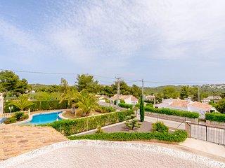Chalet el Horreo Xabia Alicante(reserva Granadell)