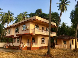 Villa Bait Mauricia for 12-13 Guests in Morjim Goa