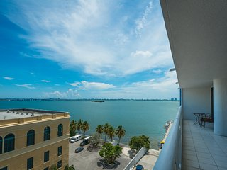 2 Bedroom Suite at The Grand Hilton Biscayne Bay, Miami