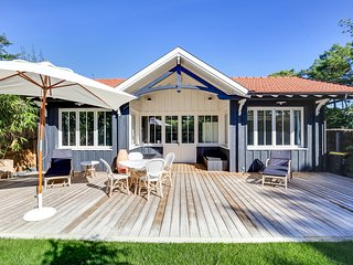 Charming Cottage at Cap Ferret, Cap-Ferret
