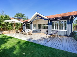 Charming Cottage at Cap Ferret-, Gindou