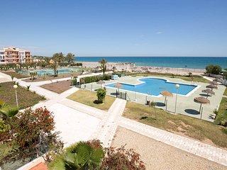 Apartamento en primera línea en Vera Playa