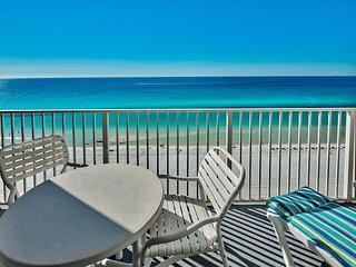 Beautiful GULF VIEW Majestic Sun Condo * Resort Pool/HotTub + FREE VIP Perks!