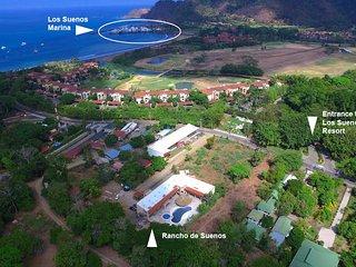 20BR / 20 Bath Rancho de Suenos - Chef Included