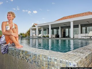 Villa Dolphin 4 Bedrooms A newly constructed luxury estate on Saint-Martin