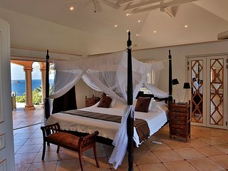 The villa of your holidays to St-Barths, 3 Bedrooms with pool and jacuzzi, Marigot