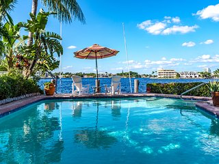 Terra Mar Island Retreat Best Intracoastal view in town!