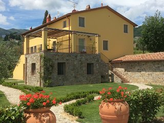 New Luxury Villa in Tuscany, Near Lucca