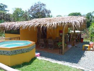 charmante maison tropicale