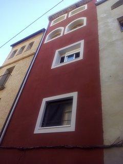 CALA NURI Habitaciones Casa rural Ecosostenible, Garcia