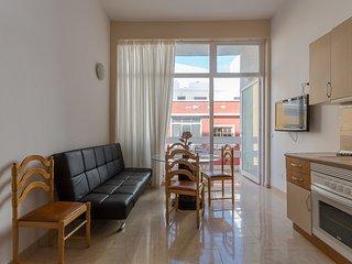 Duplex con terraza y vistas al mar, Las Palmas de Gran Canaria