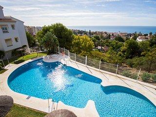 Apto.céntrico con 3 piscinas sin cloro, cerca de la playa y restaurantes