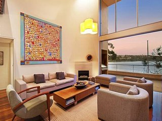 Stunning Waterfront 5BR Mosman Luxury Home PARRI, Balmoral