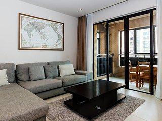 Relaxing and Modern Apartment in Poly Cente