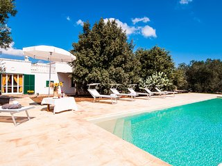 Masseria Terrarossa : Farmhouse Holiday in Puglia