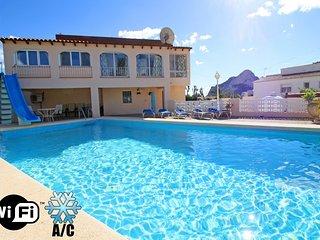 Villa Tanja, Calpe