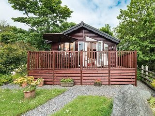 August Hill Lodge Polperro heated pool/facilities