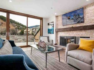 5th Floor Panoramic Views, Beaver Creek Lodge Condo, Newly Upgraded, Convenient