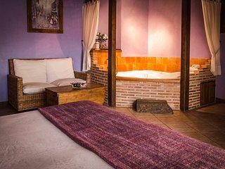 La Carretería - suite Malva, Camanas