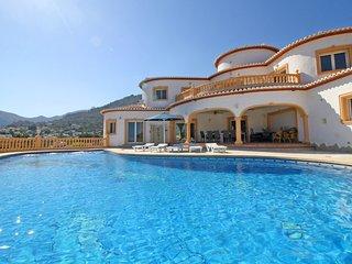 Villa Vistamar - Costa Calpe