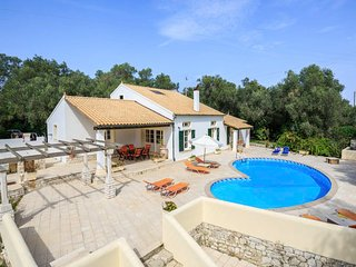Villa Athena (Magazia, Paxos) Sleeps 2-6 - pool