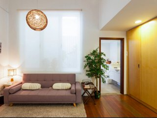 Stockholm Room in Award Winning Heritage Shophouse, Singapur