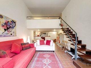 GowithOh - 17327 - Modern split level loft in the heart of lively Trastevere - Rome