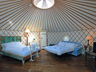 Tehidy, Yurt, The Park  located in Newquay, Cornwall