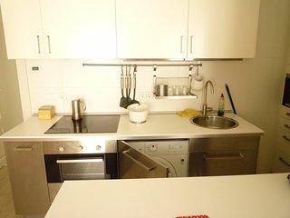 Soleado Apartamento en Gracia
