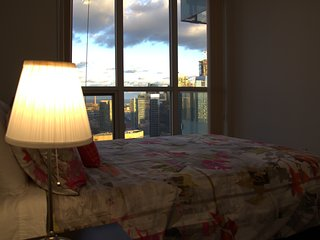 2 bedroom lake view furnished in downtown Toronto