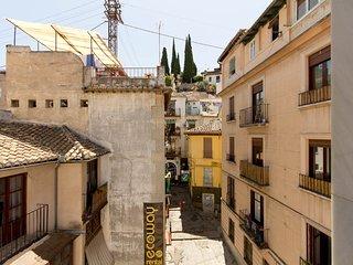 Apart. en el Corazón de Granad, Centro, Granada
