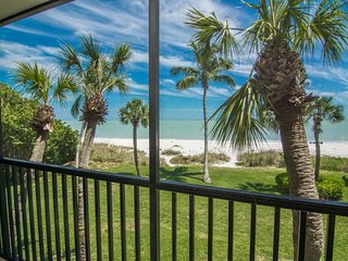 Pointe Santo E26-Sanibel Direct Oceanfront Condo, Isla de Sanibel