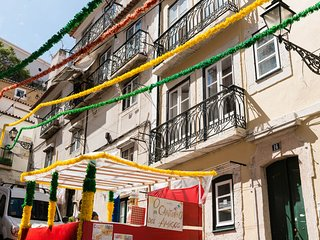 Alfama Apartment for 3 People